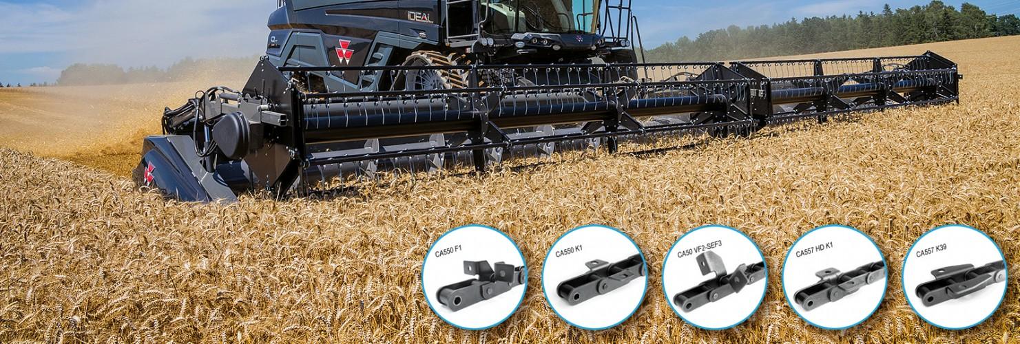 KMC - Correntes Agrícolas