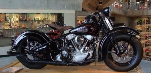As  motos que são o sonho de consumo de muitos mortais
