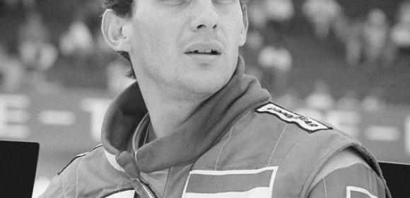 O início da caminhada: conheça Senna, o piloto de Kart