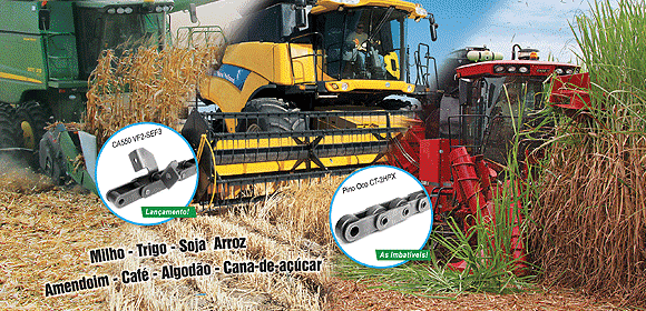 Venda de máquinas agrícolas apresenta recuperação gradual.