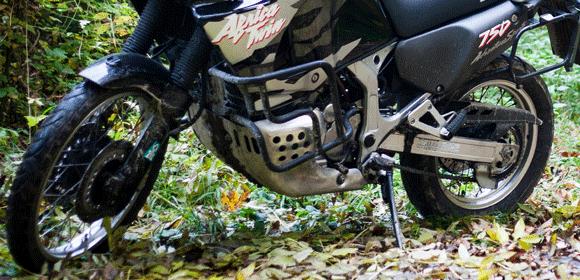 Corrente de transmissão da Honda África Twin 750 cc