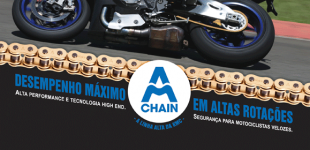 Correntes de transmissão AM chain LINHA EX