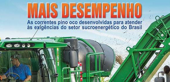 Corrente KMC CT-2HPX e Telmac no Jornal Cana.