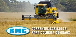 Correntes KMC para agricultura